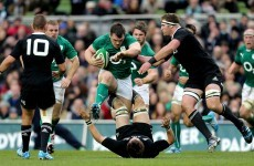 VIDEO: Relive the moment Healy trampled over McCaw