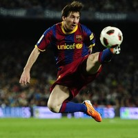 Police say bullets strike home of Messi's brother
