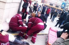 Explosion at Minsk metro station kills 11