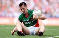 O'Connor targets spring 2014 comeback for Mayo from shoulder surgery