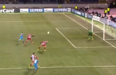 VIDEO: The amazing OG that gifted Zenit a draw this evening
