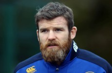 SLIDESHOW: Leinster welcome Ireland internationals back
