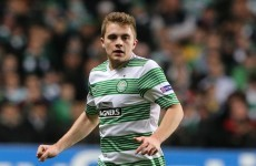 Celtic star James Forrest arrested for two alleged indecency claims