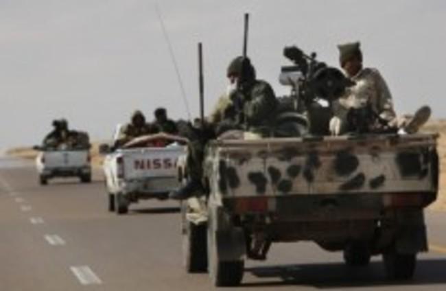 Libyan rebels reject ceasefire proposals