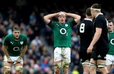 Simon Hick column: Ireland were right to gamble all on black... even if it didn't work