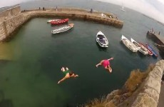 Can you pick out the Irish scenes in this amazing GoPro video?