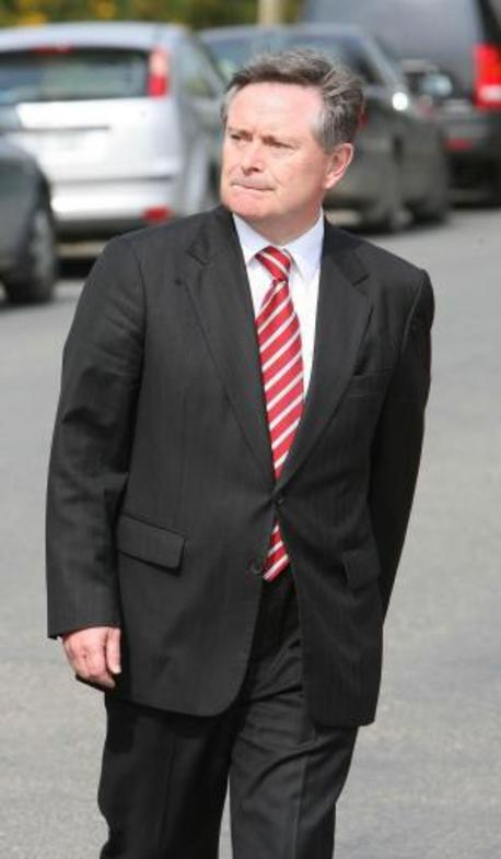Minister for Public Expenditure Brendan Howlin.