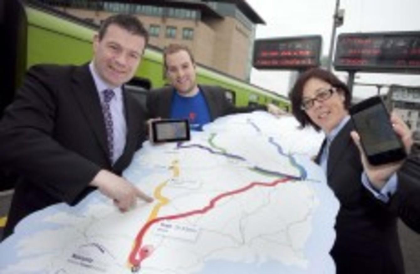 Google Map Of Dublin Ireland.Ireland S Public Transport Schedule Now Included In Google Maps