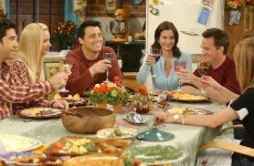 7 sure signs you learned everything about Thanksgiving from Friends