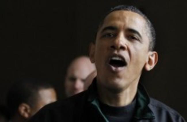 Barack Obama 'set for Croke Park rally'