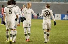 Perfect Ten - Bayern Munich set new Champions League record for victories