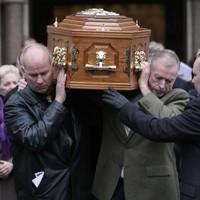 Pictures: Funeral Mass for Fr Alec Reid held in Belfast
