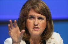 Joan Burton calls for 'living wage' ahead of Labour Party conference