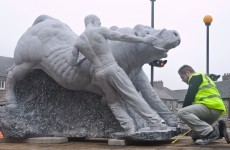 Navan statue: a load of bull or taking the town by the horns?