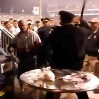 Pittsburgh fan tasered and beaten by police at baseball game