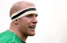 Pro12 team news: Paulie back for Munster's game against the Dragons