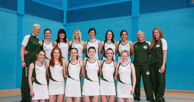 Irish netball side set for Nations Cup adventure in Singapore