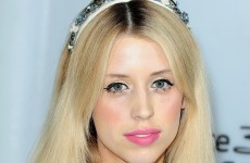 Peaches Geldof defends tweeting names of mothers involved in Lostprophets court case