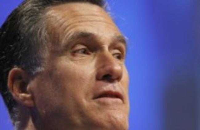 Republican Mitt Romney takes major step toward US presidential run