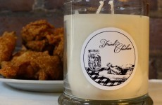 The Kentucky Fried Chicken candle means your house can smell like KFC all the time