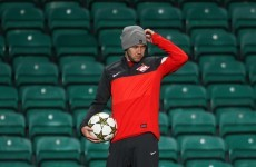 McGeady transfer-listed after fall-out with Spartak Moscow boss - reports