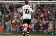 The Bootroom: is Rooney back where he belongs?