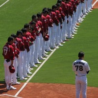 Japanese baseball opens to relief and cheers