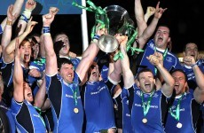 The Heineken Cup lives on... for now