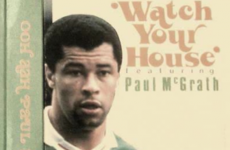 On this night in 1990 you were listening to Ooh Aah Paul McGrath