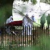 """Murder investigation launched after man's body """"engulfed by fire"""" in park"""