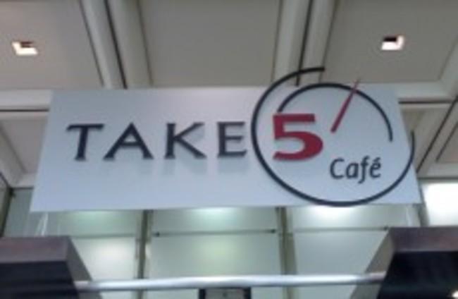 Take 5: Tuesday