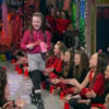 Watch again: 117 girls perform the Cup Song on the Toy Show