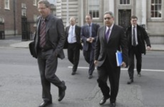 Irish government will miss deficit targets for 2011: IMF