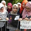 Halawa sisters welcomed home to Dublin after Egypt captivity ordeal