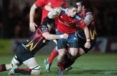 Penney hails Keatley's 'wonderful' kicking game for Munster