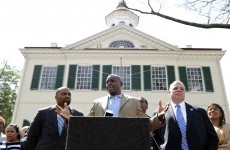 Olympic legend Carl Lewis enters race for New Jersey Senate
