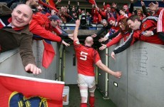 Munster best fixed of Irish provinces going into Heineken Cup