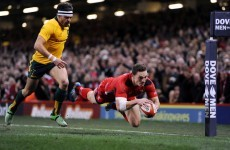 Wales edged out by Australia in Millenium thriller