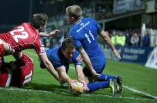 Leinster prove too strong for Scarlets despite yellow cards
