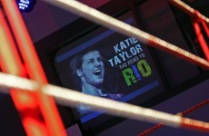 Katie Taylor wins for the second night in succession
