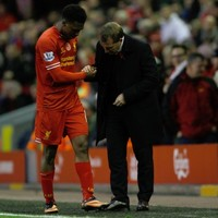 Ankle injury rules Daniel Sturridge out of action for up to eight weeks