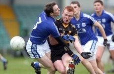 What's it like to score the winning point in a Munster senior football final?