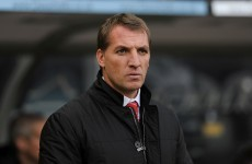 Liverpool boss Rodgers demands improvement at the back