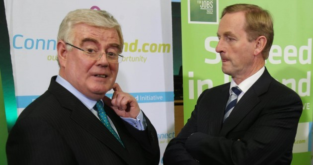 The day Enda got a political wallop and 7 other moments that defined the political year