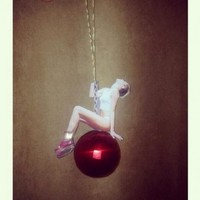 This year's must-have Christmas tree decoration