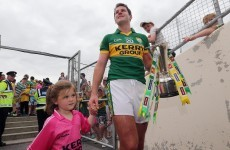 Kerry's Eoin Brosnan announces his inter-county football retirement