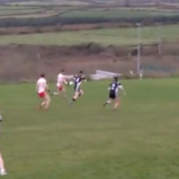 Video: Cracking goal by Marc Ó Sé in club match for An Ghaeltacht yesterday