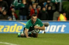 Kearney takes confidence from Ireland caps ahead of Heineken Cup