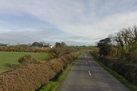 The Bandon to Kilbrittain Road