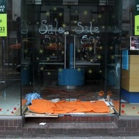 139 people slept rough in Dublin on 12 November